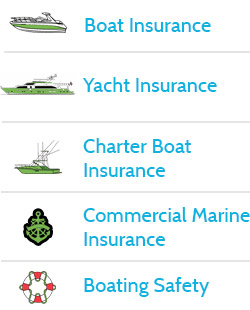 Boat, Yacht, Charter Boat, Commercial Marine Insurance, Boating Safety
